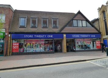 Thumbnail Retail premises for sale in High Street, Sittingbourne