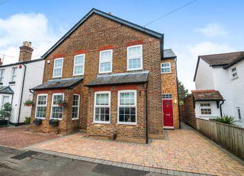 Thumbnail 3 bed semi-detached house for sale in Milner Road, Burnham, Slough