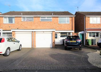 Thumbnail 3 bed semi-detached house for sale in Brunel Close, Whitnash, Leamington Spa