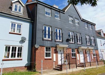 Thumbnail 4 bed town house for sale in The Weir, Daventry