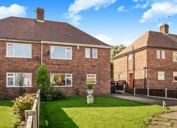 Thumbnail 3 bed semi-detached house for sale in Orchard Crescent, Beeston, Nottingham, Nottinghamshire
