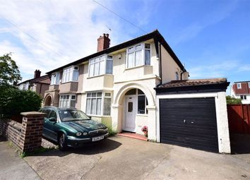 Thumbnail 3 bed semi-detached house to rent in Barmouth Road, Wallasey, Merseyside