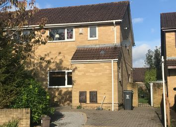 Thumbnail 3 bed semi-detached house for sale in Caraway Close, St. Mellons, Cardiff