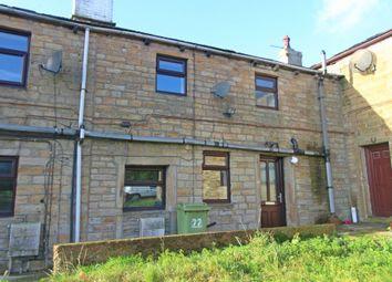 Thumbnail 2 bed terraced house to rent in Wakefield Road, Grange Moor, Wakefield