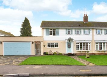Thumbnail 3 bed semi-detached house for sale in Shoreham Place, Shoreham, Sevenoaks, Kent