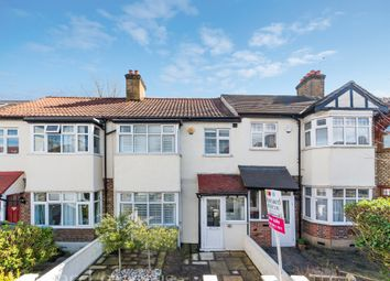 Thumbnail 3 bed terraced house for sale in Cavendish Avenue, New Malden