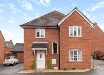 Thumbnail 4 bed detached house for sale in Kimmeridge Road, Cumnor, Oxford