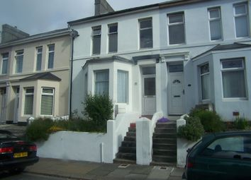Thumbnail 1 bed flat to rent in Chudleigh Road, Plymouth