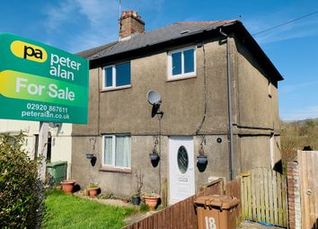 Thumbnail 3 bed end terrace house for sale in East Avenue, Caerphilly