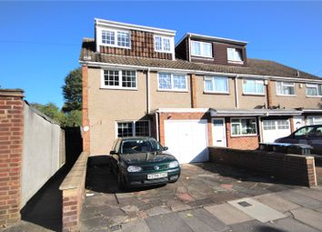 Thumbnail 5 bed end terrace house for sale in Chestnut Road, Enfield
