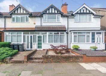 Thumbnail 2 bedroom terraced house for sale in Balden Road, Harborne, Birmingham