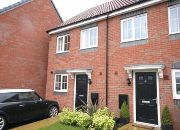 Thumbnail 2 bed semi-detached house to rent in Fitzwilliam Place, Mickleover, Derby