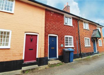 Thumbnail 2 bedroom terraced house to rent in Newlands Lane, Nayland, Colchester