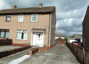 Thumbnail 2 bed semi-detached house for sale in Burns Avenue, Armadale, Bathgate