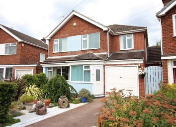 Thumbnail 4 bed detached house for sale in Horsendale Avenue, Nuthall, Nottingham