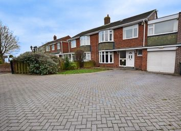Thumbnail 5 bed semi-detached house for sale in Cornhill Close, North Shields