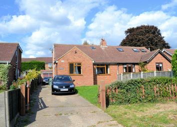 Thumbnail 4 bed semi-detached bungalow for sale in Warehorne Road, Hamstreet, Ashford