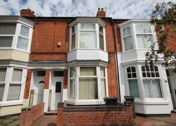 Thumbnail 3 bed terraced house for sale in Eastleigh Road, West End, Leicester
