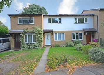 Thumbnail 2 bed terraced house for sale in Peterhouse Close, Claremont Wood, Sandhurst