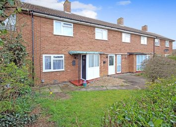 Thumbnail 3 bed terraced house for sale in Burley, Letchworth Garden City