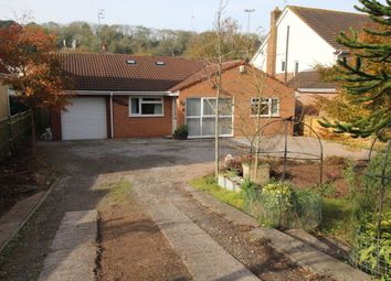 Thumbnail 3 bed bungalow for sale in Walton Road, Clevedon