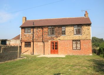 Thumbnail 3 bed cottage to rent in Woodchurch, Ashford
