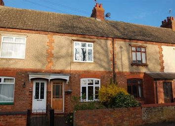 Thumbnail 2 bedroom terraced house for sale in Northampton Road, Brixworth, Northampton