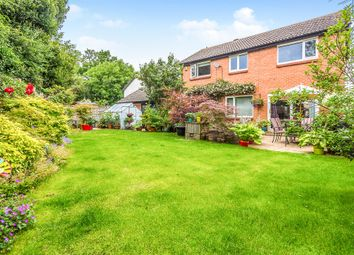 Thumbnail 4 bed detached house for sale in Plympton Close, Earley, Reading