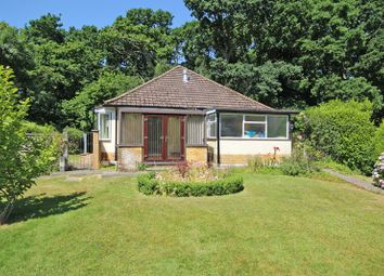 Thumbnail 2 bed detached bungalow for sale in Oakwood Avenue, New Milton