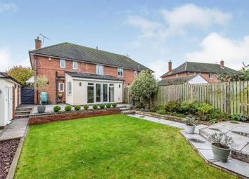 Thumbnail 3 bed semi-detached house for sale in Binbrook Court, Bawtry, Doncaster