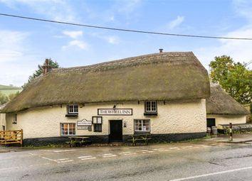 Thumbnail Pub/bar for sale in The Wheel Inn, Tresillian, Truro, Cornwall