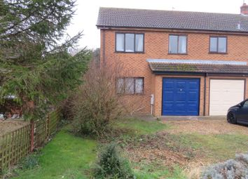 Thumbnail 3 bed end terrace house for sale in Loxley, Lutton Gowts, Lutton, Spalding, Lincolnshire