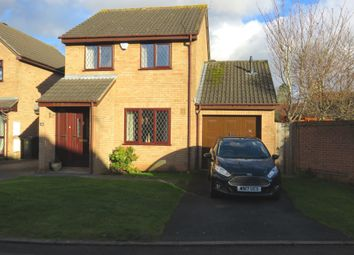Thumbnail 3 bed detached house for sale in The Glen, Yate, Bristol