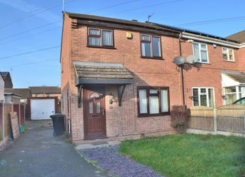 Thumbnail 3 bedroom semi-detached house for sale in Fox Close, Stenson Fields, Derby, Derbyshire