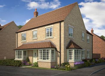 "Thumbnail 4 bedroom detached house for sale in ""The Halford"" at Todenham Road, Moreton-In-Marsh"