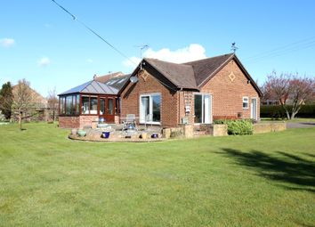 Thumbnail 4 bed detached bungalow for sale in Mill Lane, Rawcliffe, Goole