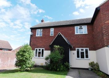 Thumbnail 3 bed semi-detached house for sale in Dorset Way, Billericay