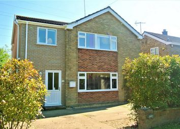 Thumbnail 3 bed detached house for sale in Harvey Close, Bourne, Lincolnshire