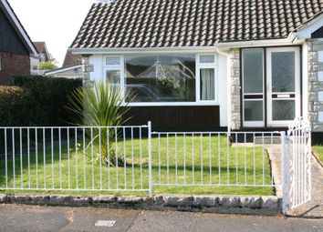 Thumbnail 2 bed bungalow to rent in Beresford Road, Lymington