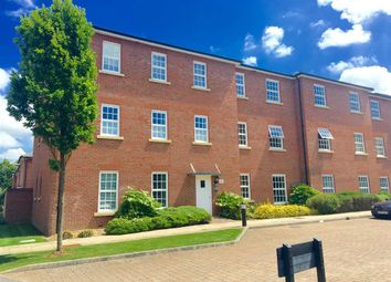 Thumbnail 2 bed flat for sale in North Square, Knowle, Fareham