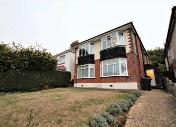 Thumbnail 3 bedroom flat to rent in Charminster Avenue, Bournemouth