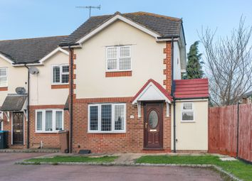 Thumbnail 3 bed end terrace house for sale in The Old Surrey Mews, Lindley Road, Godstone, Surrey