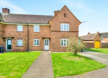 Thumbnail Semi-detached house for sale in Churchill Close, Stewartby, Bedford