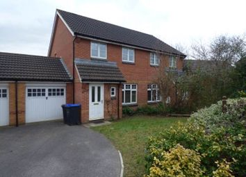 Thumbnail 3 bed property to rent in Corbin Road, Paxcroft Mead, Hilperton, Nr Trowbridge