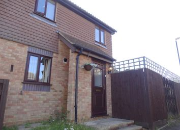 Thumbnail 1 bed flat to rent in Cheswick Close, Crayford, Dartford