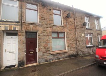 Thumbnail 4 bed terraced house for sale in Dumfries Street, Treherbert, Treorchy
