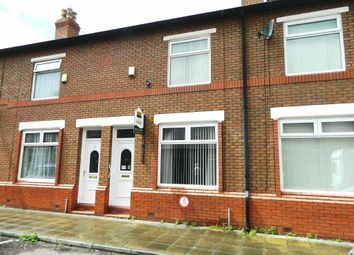 Thumbnail 3 bed terraced house to rent in Birtles Avenue, Stockport