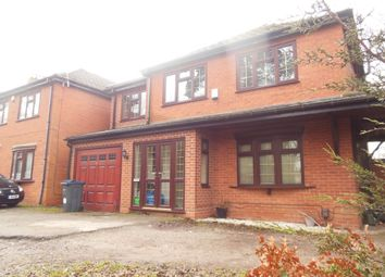 Thumbnail 5 bed detached house for sale in Edgbaston Road, Birmingham