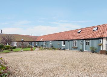 Thumbnail 4 bedroom barn conversion for sale in Bawdeswell Road, Billingford, Dereham