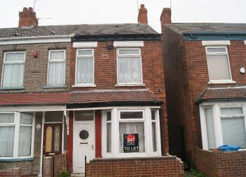 Thumbnail 2 bed terraced house to rent in Gloucester Street, Hull